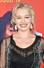 SADIE CALVANO at Why Women Kill Premiere in Los Angeles 08/07/2019