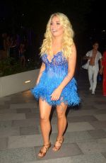 SAFFRON BARKER at Strictly Come Dancing Launch in London 08/26/2019