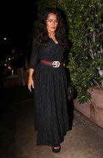SALMA HAYEK at Giorgio Baldi in Santa Monica 08/17/2019