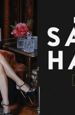 SALMA HAYEK in Instyle Magazine, September 2019