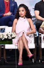 SAMANTHA LOGAN at All American Panel at TCA Summer Tour in Los Angeles 08/04/2019