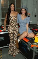 SELENA GOMEZ and KACEY MUSGRAVES at Kacey Concert in Los Angeles 08/25/2019