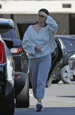 SELENA GOMEZ Shopping at XIV Karats in Beverly Hills 08/06/2019