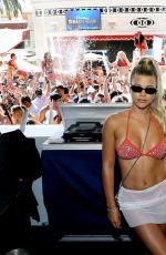 SOFIA RICHIE Celebrates Her 21st Birthday at Encore Beach Club in Las Vegas 08/24/2019