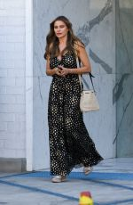 SOFIA VERGARA Out and About in Los ANgeles 08/21/2019