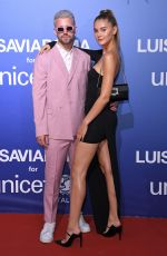 STEFANIE GIESINGER at Unicef Summer Gala Presented by Luisaviaroma in Porto Cervo 08/09/2019