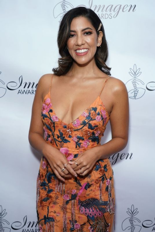 STEPHANIE BEATRIZ at 34th Annual Imagen Awards in Beverly Hills 08/10/2019