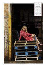 SYDNEY SWEENEY in Cosmopolitan Magazine, September 2019