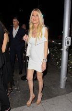 TARA REID Arrives at Avra in Beverly Hills 08/10/2019