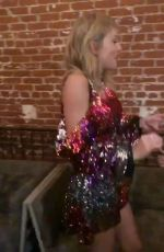 TAYLOR SWIFT Was Drunk at a Party Celebrating Her VMA Nominations 08/11/2019 - Twitter Photos and Video