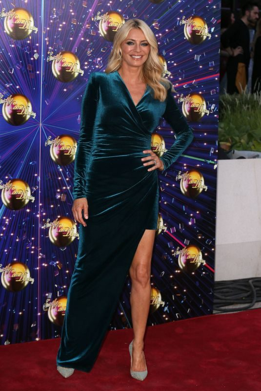 TESS DALY at Strictly Come Dancing Launch in London 08/26/2019