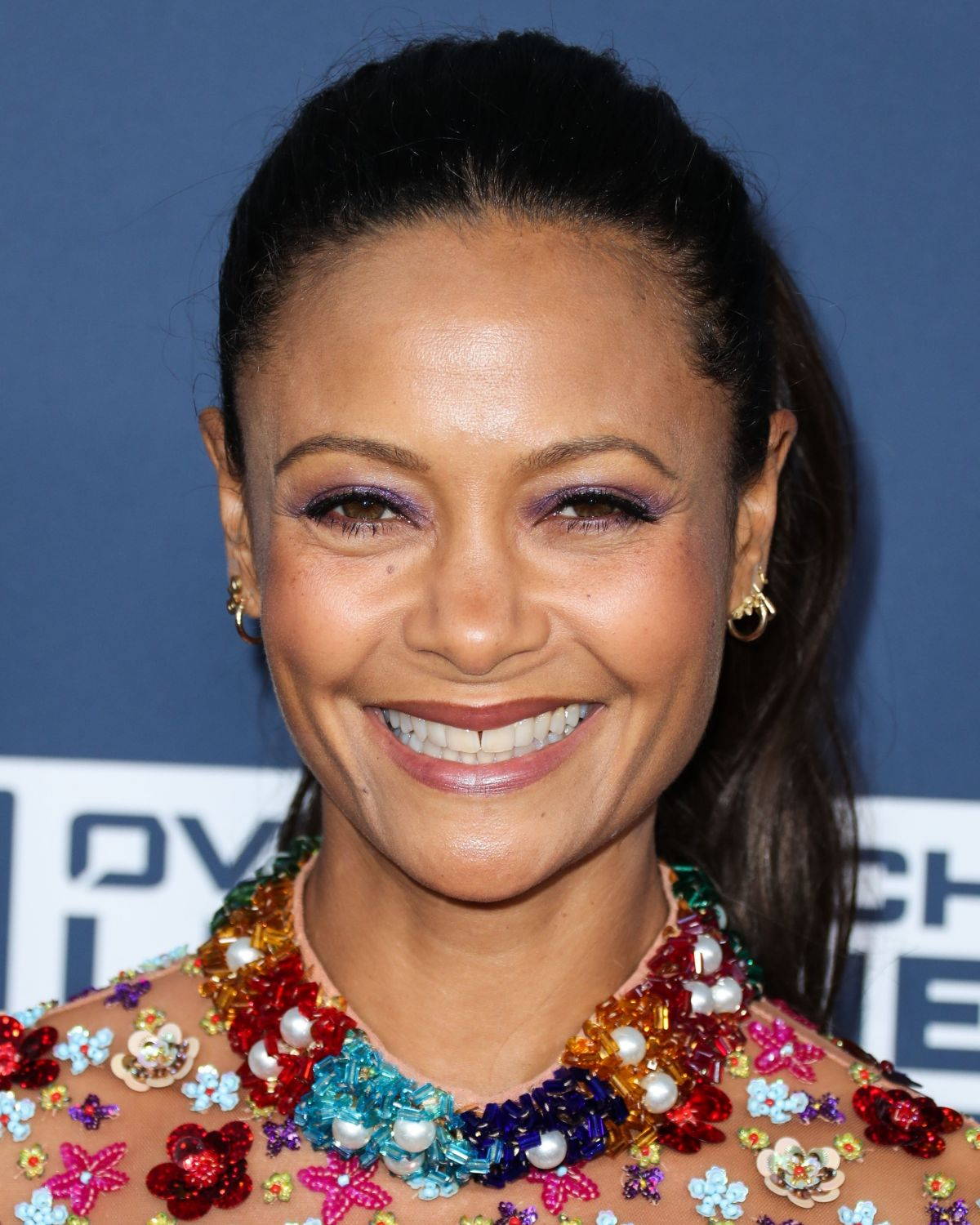 THANDIE NEWTON at Varietys Power of Young Hollywood in