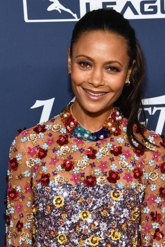 THANDIE NEWTON at Variety's Power of Young Hollywood in Los Angeles 08/06/2019