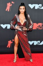 TIFFANY PANHILASON at 2019 MTV Video Music Awards in Newark 08/26/2019