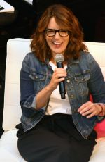 TINA FEY Promotes Mean Girls Run at Kimmel Center in Pennsylvania 08/13/2019