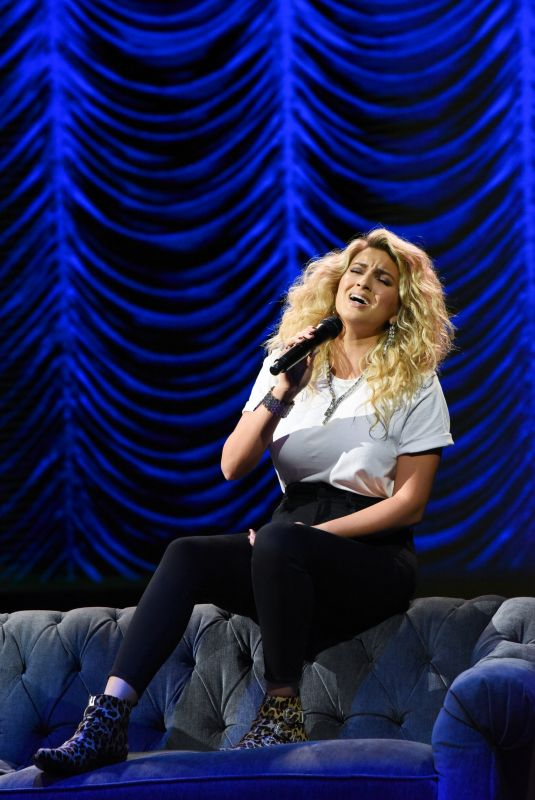TORI KELLY at Late Show with Stephen Colbert 08/14/2019