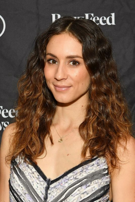 TROIAN BELLISARIO at Buzzfeed's AM to DM in New York 08/13/2019