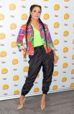 TULISA CONTOSTAVLOS at Good Morning Britain Show in London 08/16/2019