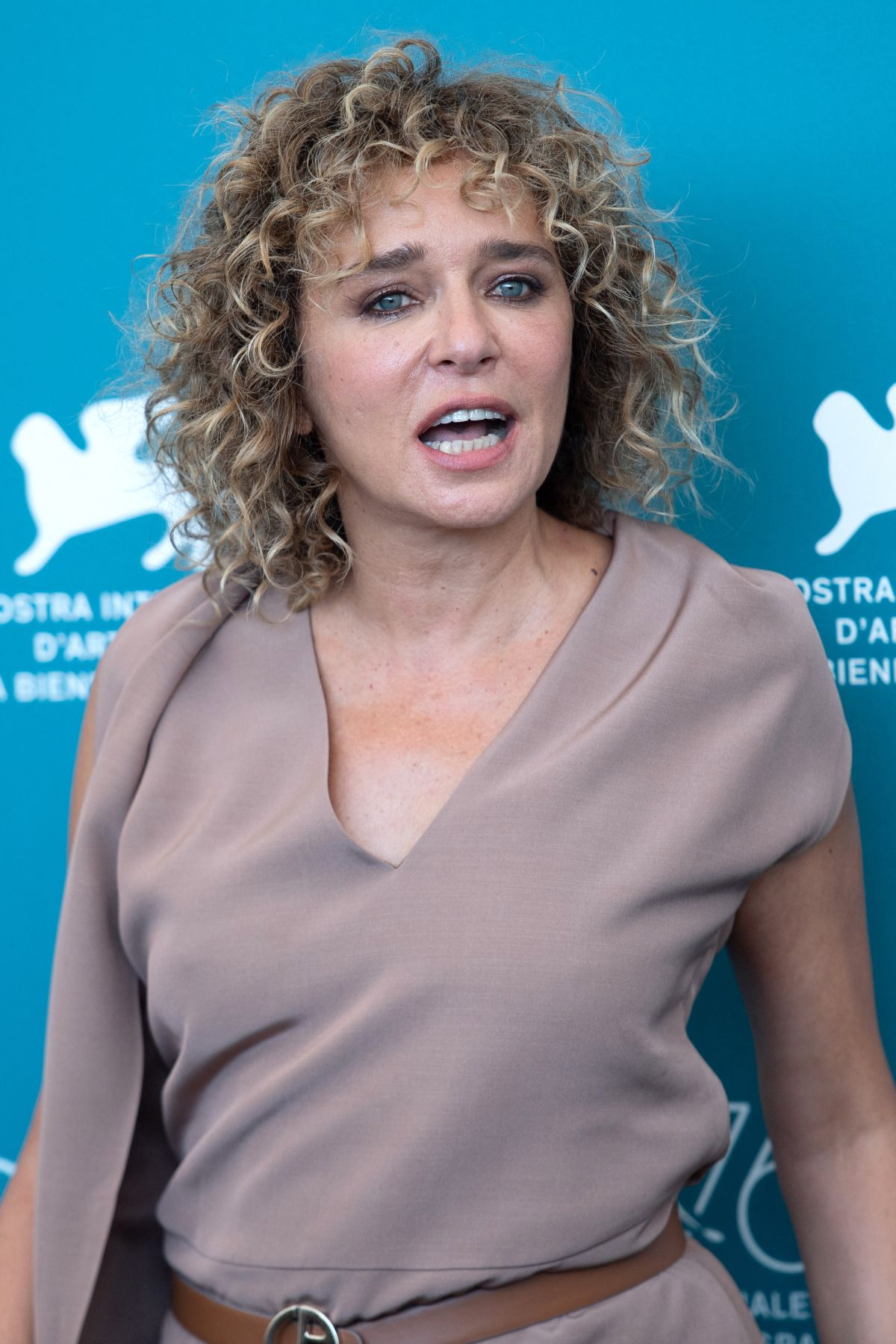 VALERIA GOLINO at Adults in the Room Photocall at 2019