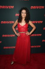 VALERIA VALLEJOS at Driven Premiere in Hollywood 07/29/2019