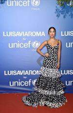 VANESSA HUDGENS at Unicef Summer Gala in Porto Cervo 08/09/2019