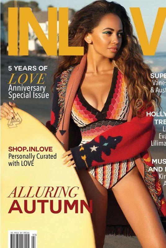 VANESSA MORGAN in Inlove Magazine, Fall 2019
