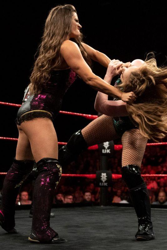 WWE - NXTUK Digitals 08/14/2019