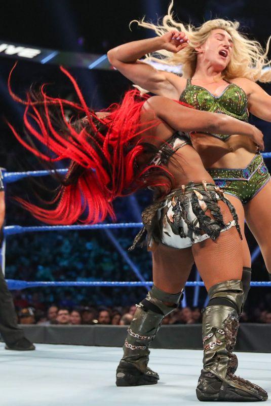 WWE - Smackdown Live 08/13/2019