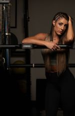 WWE - The Stars of AEW Workout