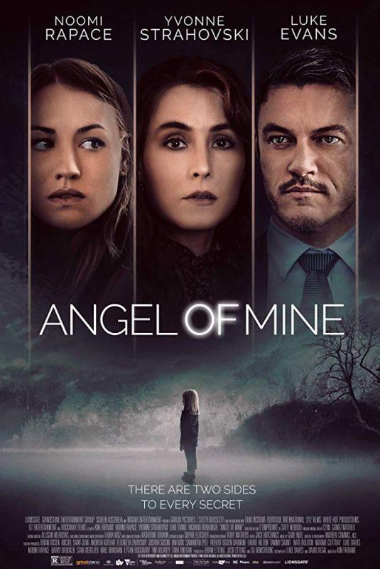 YVONNE STRAHOVSKI – Angel of Mine Posters and Trailer