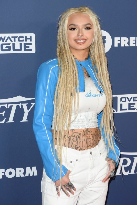 ZHAVIA WARD at Variety's Power of Young Hollywood in Los Angeles 08/06/2019