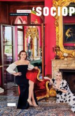 ZOEY DEUTCH and LUCY BOYNTON in The Hollywood Reporter, 08/07/2019