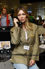 ABIGAIL ABBEY CLANCY at BGC Annual Global Charity Day in London 09/11/2019