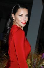 ADRIANA LIMA at Jason Wu Show at New York Fashion Week 09/08/2019