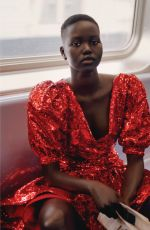 ADUT AKECH in Instyle Magazine, October 2019