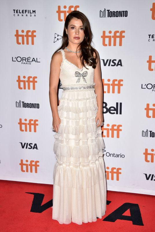 AIMEE KELLY at The Personal History of David Copperfield Premiere at 2019 TIFF 09/05/2019