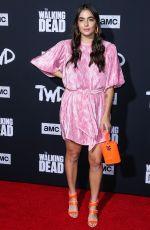 ALANNA MASTERSON at The Walking Dead, Season 10 Special Screening in Hollywood 09/23/2019