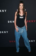 ALESSANDRA AMBROSIO at DKNY 30th Anniversary Party in New York 09/09/2019