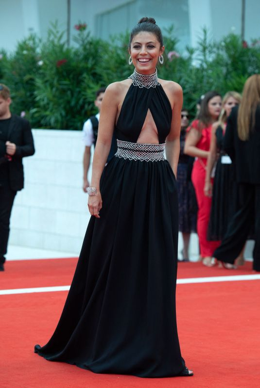 ALESSANDRA MASTRONARDI at 2019 Venice Film Festival Closing Ceremony 09/07/2019