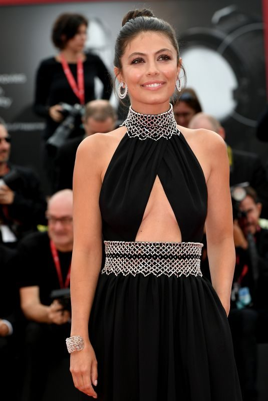 ALESSANDRA MASTRONARDI at 76th Venice Film Festival Awards Ceremony 09/07/2019