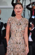 ALESSANDRA MASTRONARDI at About Endlessness Premiere at 76th Venice Film Festival 09/03/2019