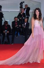 ALESSANDRA MASTRONARDI at Gloria Mundi Premiere at 76th Venice Internatinal Film Festival 09/05/2019