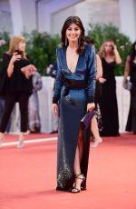 ALESSANDRA MASTRONARDI at Martin Eden Premiere at 76th Venice Film Festival 09/02/2019