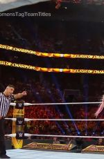 ALEXA BLISS at WWE Clash of Champions in Charlotte 09/15/2019