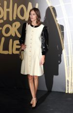 ALEXA CHUNG at Fashion for Relief Gala 2019 in London 09/14/2019