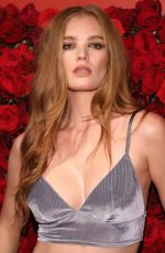 ALEXINA GRAHAM at Victoria's Secret Bombshell Intense Launch Party in New York 09/05/2019