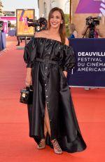 ALICE BELAIDI at 45th Deauville American Film Festival Closing Ceremony 09/14/2019
