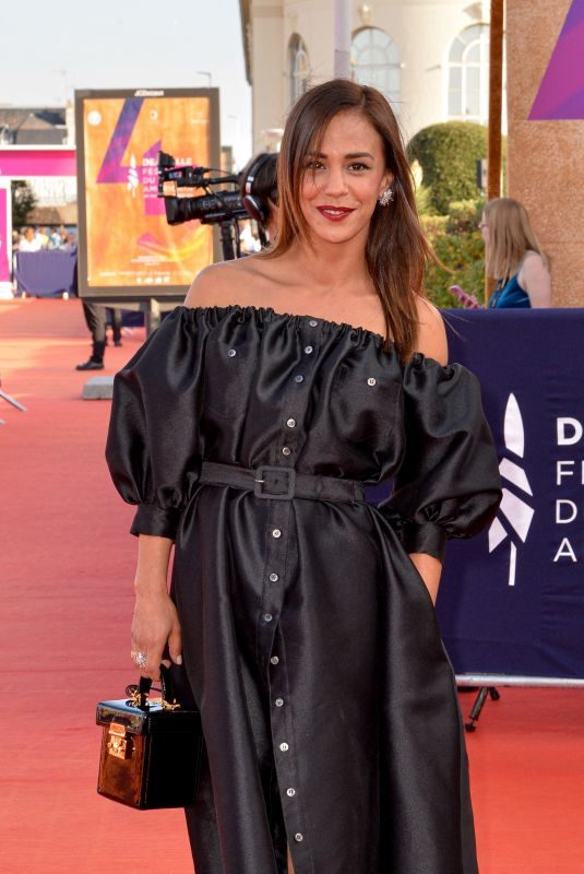 ALICE BELAIDI at 45th Deauville American Film Festival Closing Ceremony 09/14/2019