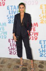 ALICIA AYLIES at Etam Fashion Show at PFW in Paris 09/24/2019