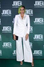 ALICIA AYLIES at Joker Premiere in Paris 09/23/2019